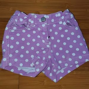 Mini Boden girls shorts size 4Y